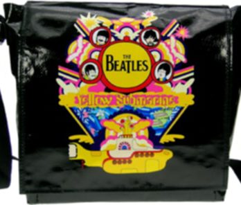 BEATLES Tasche YELLOW SUBMARINE