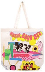 BEATLES Shopperbag SINGLE HELLO GOODBYE