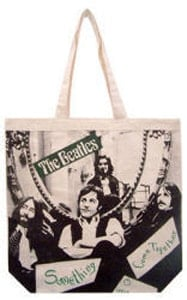 BEATLES Shopperbag SINGLE SOMETHING