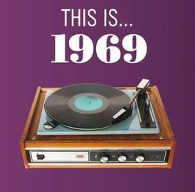 verschiedene Interpreten: CD THIS IS ... 1969