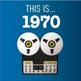 verschiedene Interpreten: CD THIS IS... 1970