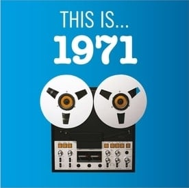 verschiedene Interpreten: CD THIS IS... 1971