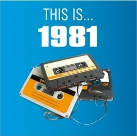 verschiedene Interpreten: CD THIS IS... 1981