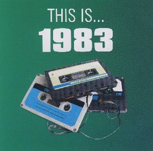 verschiedene Interpreten: CD THIS IS... 1983