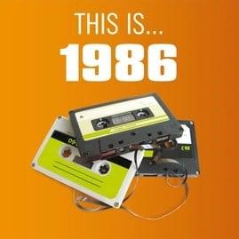 verschiedene Interpreten: CD THIS IS... 1986