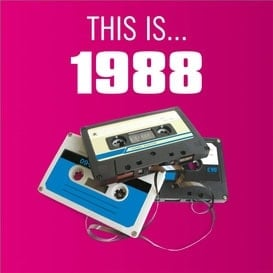 verschiedene Interpreten: CD THIS IS... 1988