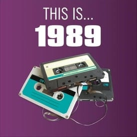 verschiedene Interpreten: CD THIS IS... 1989