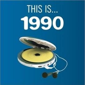verschiedene Interpreten: CD THIS IS... 1990