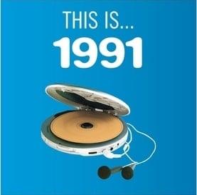 verschiedene Interpreten: CD THIS IS... 1991