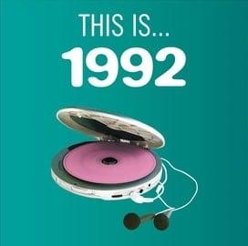 verschiedene Interpreten: CD THIS IS... 1992