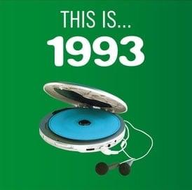 verschiedene Interpreten: CD THIS IS... 1993