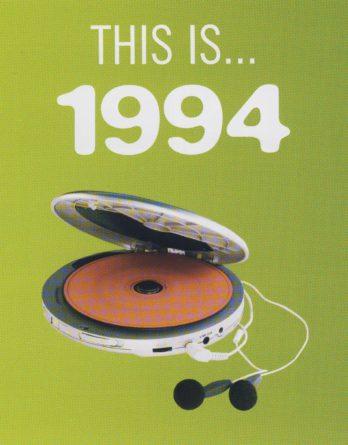 verschiedene Interpreten: CD THIS IS... 1994