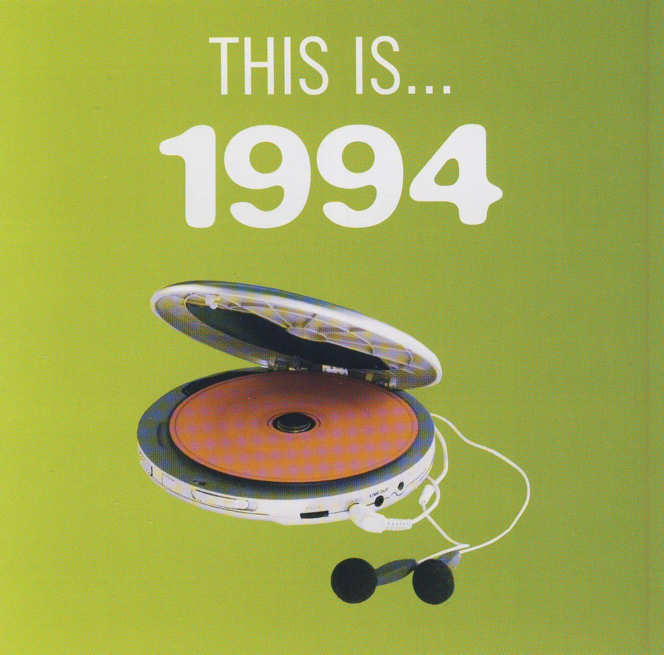 verschiedene Interpreten: CD THIS IS... 1994