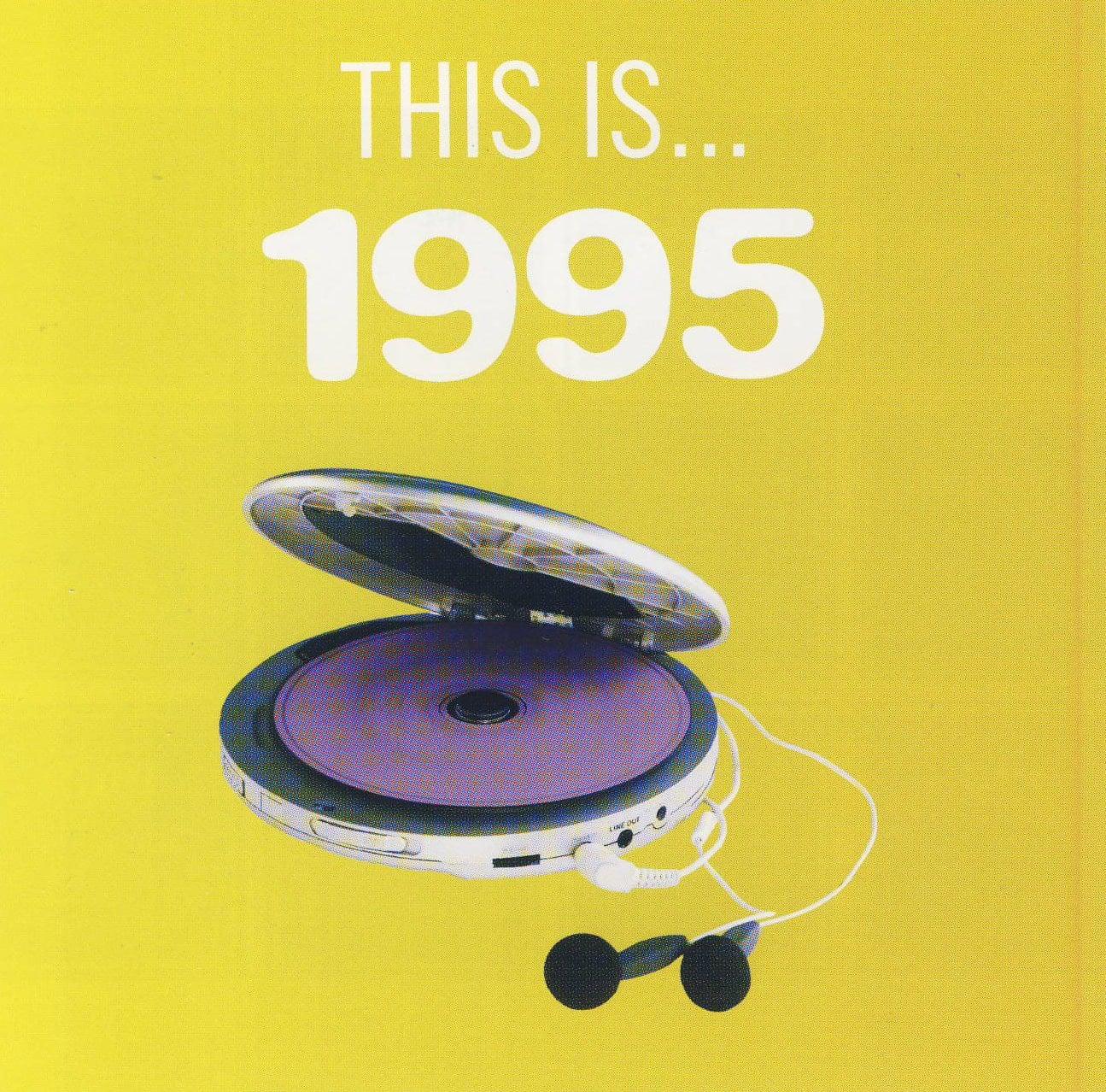 verschiedene Interpreten: CD THIS IS... 1995