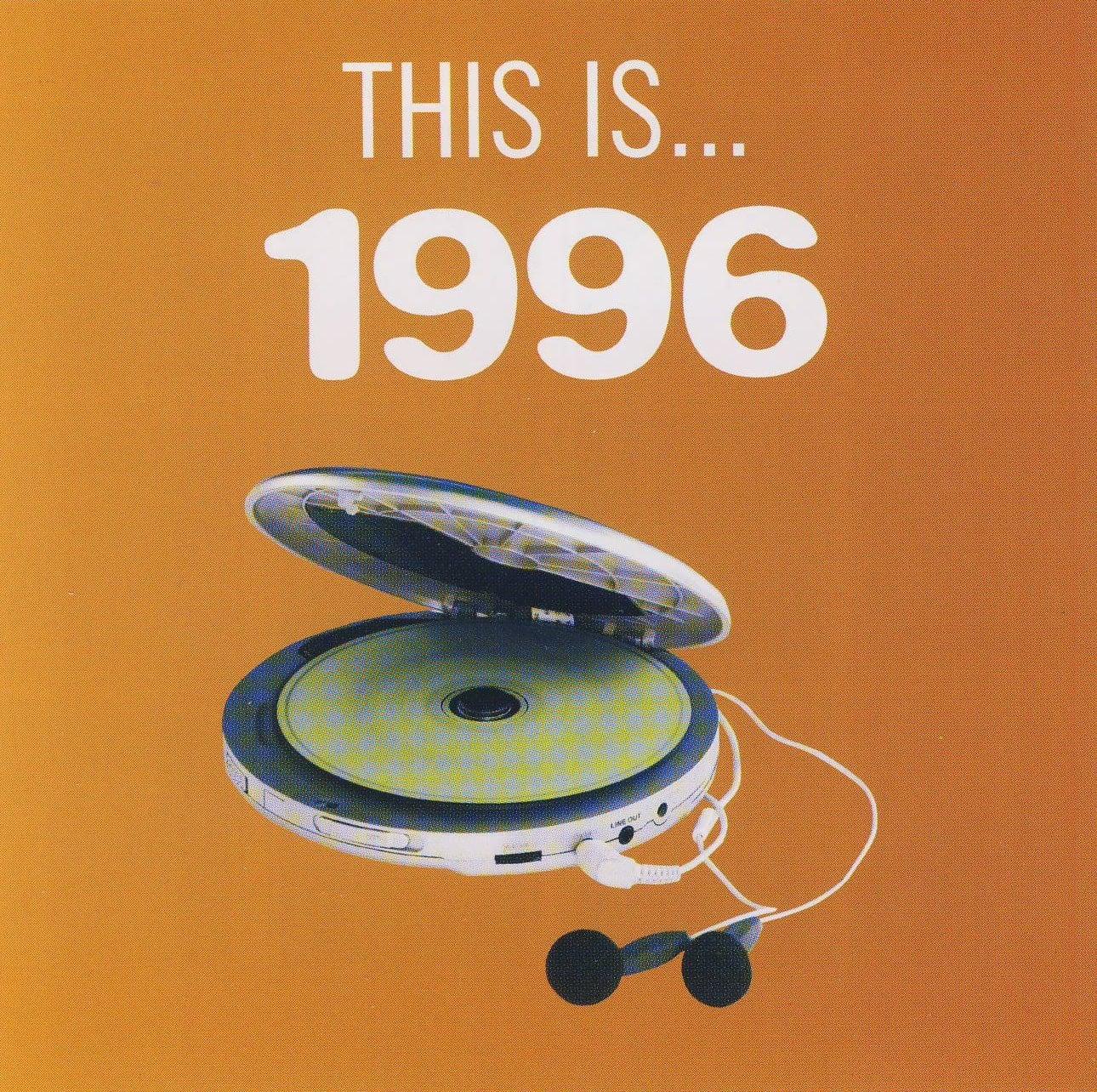 verschiedene Interpreten: CD THIS IS... 1996