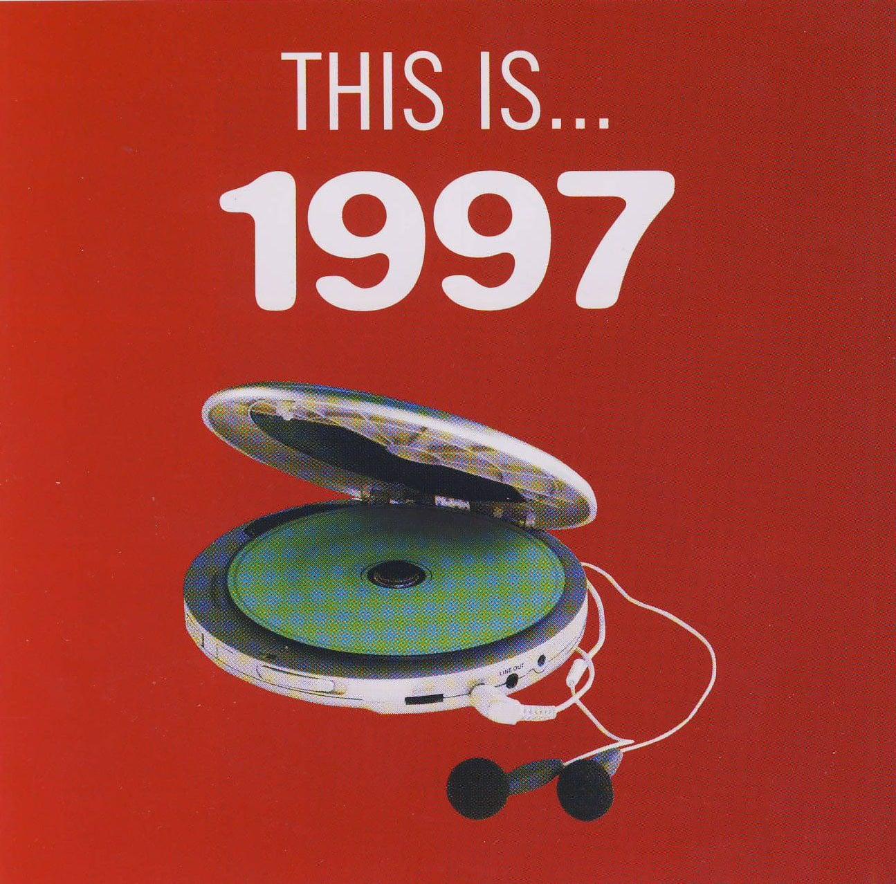 verschiedene Interpreten: CD THIS IS... 1997
