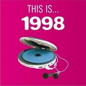 verschiedene Interpreten: CD THIS IS... 1998
