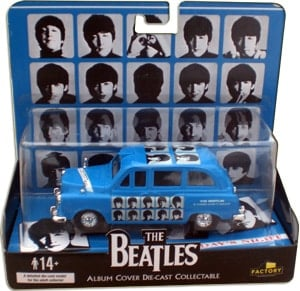 BEATLES: Taxi A HARD DAY´S NIGHT