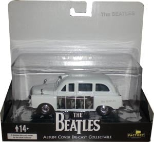 BEATLES: Taxi WHITE ALBUM