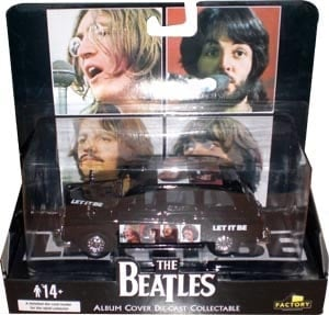 BEATLES: Taxi LET IT BE