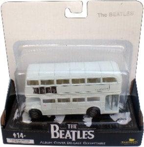 BEATLES: Routemaster Bus WHITE ALBUM