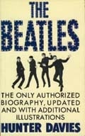 Buch THE BEATLES - THE ONLY AUTHORIZED BIOGRAPHIE