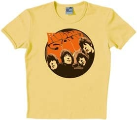 BEATLES T-Shirt RUBBER SOUL