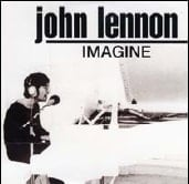 LENNON, JOHN: Promo-CD IMAGINE (MONT BLANC)