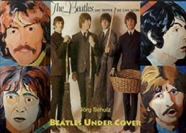 Buch BEATLES UNDER COVER