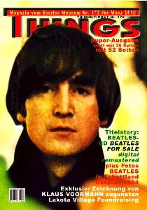 BEATLES: Fan-Magazin THINGS 173