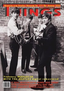 BEATLES: Fan-Magazin THINGS 171