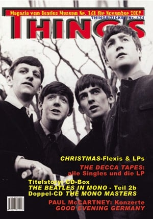 BEATLES: Fan-Magazin THINGS 168