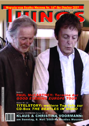 BEATLES: Fan-Magazin THINGS 167