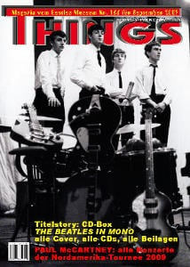 BEATLES: Fan-Magazin THINGS 166