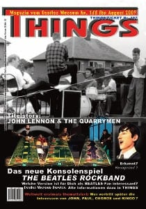 BEATLES: Fan-Magazin THINGS 165