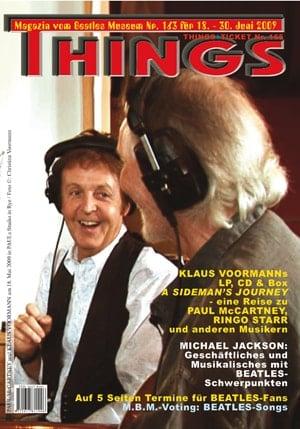 BEATLES: Fan-Magazin THINGS 163