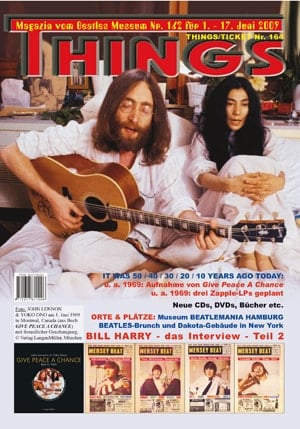 BEATLES: Fan-Magazin THINGS 162
