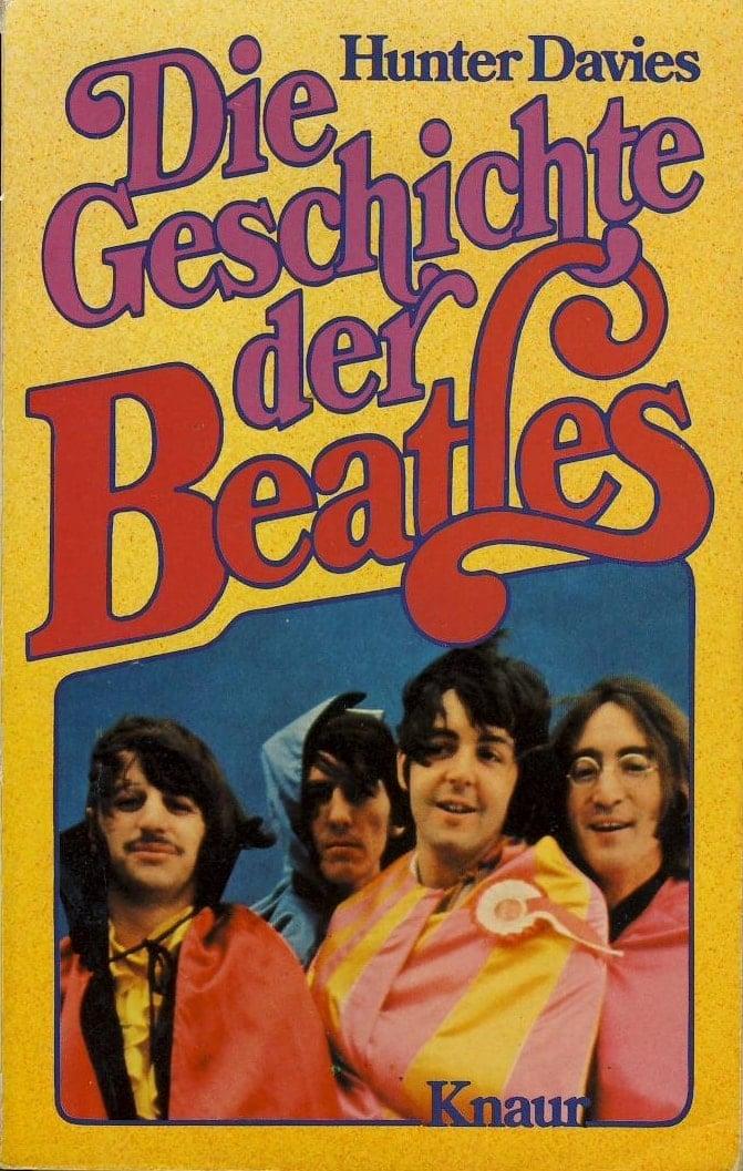 Buch DIE GESCHICHTE DER BEATLES
