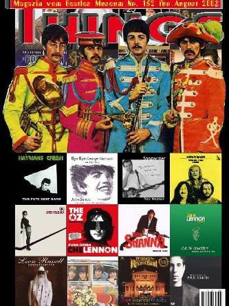 BEATLES: Fan-Magazin THINGS 152