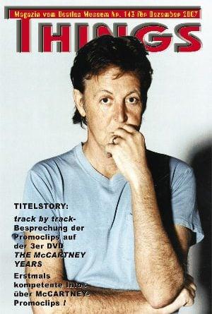 BEATLES: Fan-Magazin THINGS 143