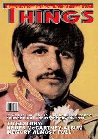 BEATLES: Fan-Magazin THINGS 135
