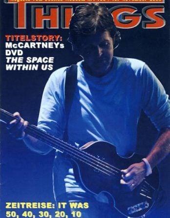 BEATLES: Fan-Magazin THINGS 130