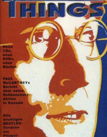 BEATLES: Fan-Magazin THINGS 125