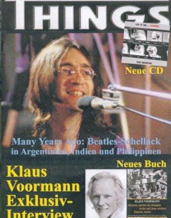 BEATLES: Fan-Magazin THINGS 102