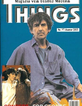 BEATLES: Fan-Magazin THINGS 97