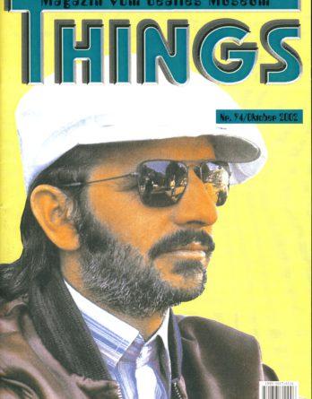 BEATLES: Fan-Magazin THINGS 94