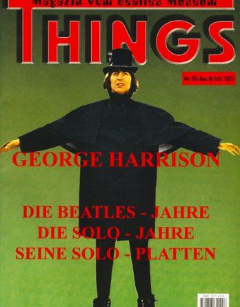 BEATLES: Fan-Magazin THINGS 88