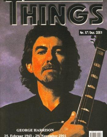 BEATLES: Fan-Magazin THINGS 87