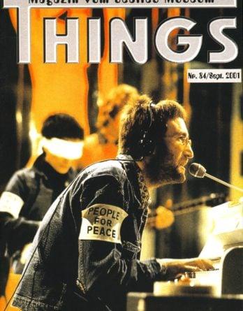 BEATLES: Fan-Magazin THINGS 84