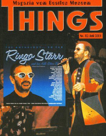 BEATLES: Fan-Magazin THINGS 82